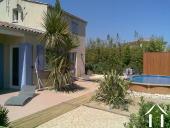Villa met zwembad nabij Orb en Lamalou les Bains