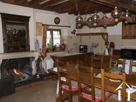 Keuken boerderijstijl