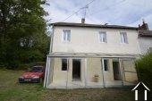 Huis met achtertuin