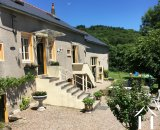 Huis met prachtig uitzicht op het Lac de Panneciere en 3 hec