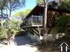 Vrijstaand huis met Mediterrane bostuin en prettig uitzicht Ref # 11-2199