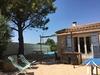 Gelijkvloerse villa met studio nabij historisch Avignon Ref # 11-2418