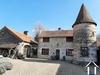 Charmant dorpshuis, met toren en tuinen Ref # RT5220P