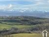 Bouwgrond 1.25ha met spectaculair uitzicht op de Pyreneeën. Ref # MPMP2104