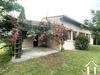 Vrijstaande woonhuis  110m2 bewoonbaar (totale oppervlakte 124m2) met een prachtige tuin van 483m2 met garage en tuinhuisje, Ref # MP2139