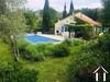 Ruim huis (165m²) met 4 slaapkamers, zwembad, garage, prachtig uitzicht en 1835 m² grond Ref # MPOP0071