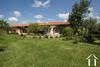 Prachtig gerenoveerde boerderij met spectaculair uitzicht op 6000 m2 parkachtige tuin Ref # MPPC2007