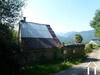2 eigendommen te koop samen in een berggehucht, op het zuiden met prachtig uitzicht op 900m hoogte. Ref # MPPDJ033