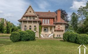 1920's Manor House