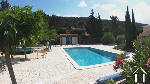 Ruime vrijstaande villa met verwarmd zwembad en uitzicht Ref # 11-2364