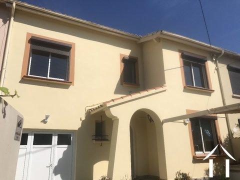 Huis met 4 slaapkamers en rust tussen Agde en stranden Ref # 11-2394 Hoofd foto Ger Haubtbild