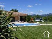 Villa met zwembad en uitzicht nabij fietspad in AOC-streek Ref # 11-2393 foto 8