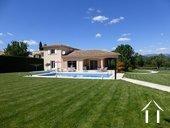 Villa met zwembad en uitzicht nabij fietspad in AOC-streek Ref # 11-2393 foto 9