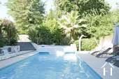Statig gerenoveerd herenhuis met verwarmd zwembad Ref # 11-2404 foto 4