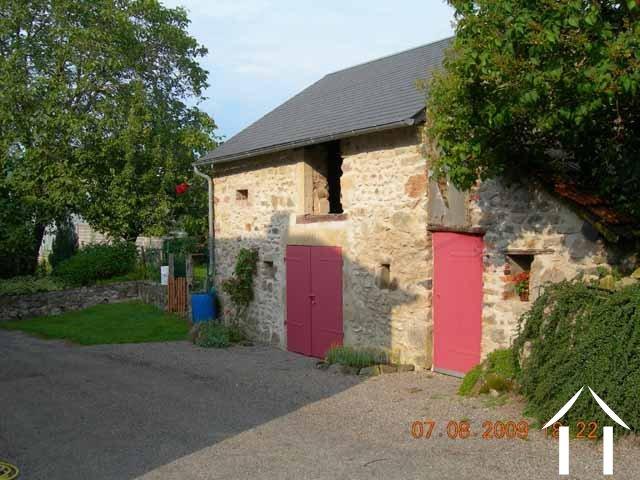 Dorpshuis te koop villapourcon bourgogne 7764 - Huis stenen huis ...