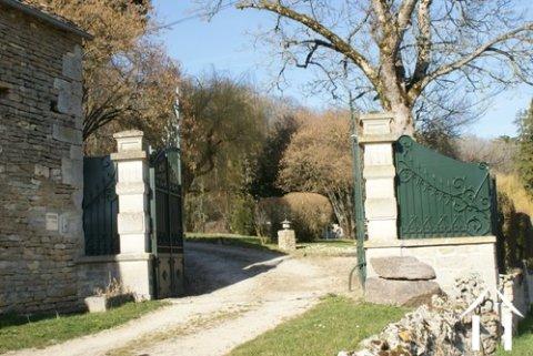Propertry entrance