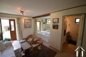 Karakteristiek huis met 2 gastenkamers in apart huisje Ref # BH5023V foto 15 downstairs shower room with toilet