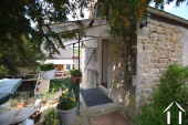 Karakteristiek huis met 2 gastenkamers in apart huisje Ref # BH5023V foto 16 balcony of upstairs B&B unit