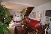 Karakteristiek huis met 2 gastenkamers in apart huisje Ref # BH5023V foto 8 stairs to first floor in salon