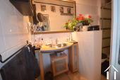 Karakteristiek huis met 2 gastenkamers in apart huisje Ref # BH5023V foto 6 downstairs shower room with toilet