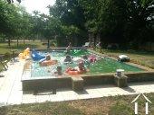 Maison de maitre met zwembad, tennis op een hectare Ref # BH5010V foto 19