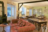 Authentiek huis te koop chardonnay bourgogne 12780 How many m2 is my room