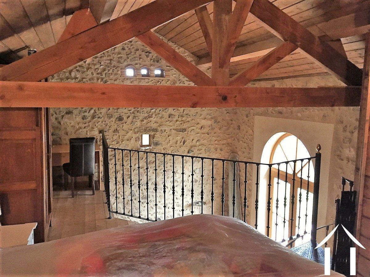 Huis met gastverblijf te koop matour bourgogne 13016 - Huis mezzanine ...