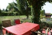 Charmant huis, zwembad en prachtig uitzicht Ref # RT4887P foto 12 Garden dining on the terrace