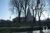 Ruim dorpshuis met karakter Ref # JB7037P foto 13 Front view to church