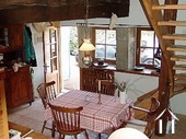 dining area of guest house