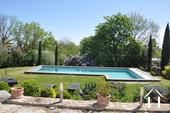 Modern huis met veel daglicht en zwembad. Omgeving Beaune. Ref # CR5036BS foto 21 Piscine