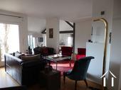 Modern huis met veel daglicht en zwembad. Omgeving Beaune. Ref # CR5036BS foto 3 Salon