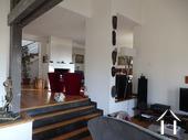 Modern huis met veel daglicht en zwembad. Omgeving Beaune. Ref # CR5036BS foto 4 Espace de vie