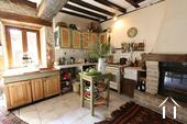 Gezellig huis in de Haute Cotes de Nuits Ref # CR5105BS foto 3 Kitchen
