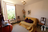 Gezellig huis in de Haute Cotes de Nuits Ref # CR5105BS foto 4 Bedroom/Office