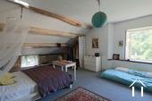 Gezellig huis in de Haute Cotes de Nuits Ref # CR5105BS foto 6 Upstairs bedroom