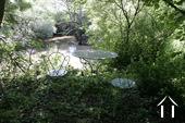 Leuk huis in zeer rustige omgeving   Ref # CR4856BS foto 14 River in garden