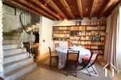Karakteristiek, gerenoveerd huis in prachtig wijndorp. Ref # CR4880BS foto 6 Eetkamer
