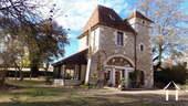 Huis en vakantiehuis nabij Lainsecq Ref # LB4909N foto 28