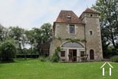 Huis en vakantiehuis nabij Lainsecq Ref # LB4909N foto 16