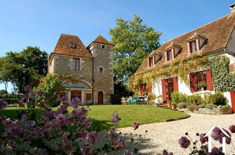Huis en vakantiehuis nabij Lainsecq Ref # LB4909N