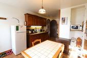 Gite: Kitchen