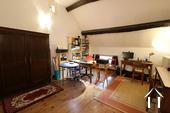 Gite: Master bedroom