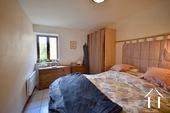 Main bedroom in house