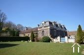 Herenhuis met 2 apparte gastenverblijven en zwemad Ref # BH4953V foto 9 Manor house as seen from its private and enclosed garden