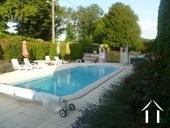 Herenhuis met 2 apparte gastenverblijven en zwemad Ref # BH4953V foto 3