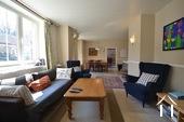 Herenhuis met 2 apparte gastenverblijven en zwemad Ref # BH4953V foto 23 living room with wood burner