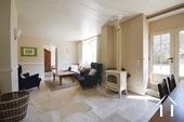 Herenhuis met 2 apparte gastenverblijven en zwemad Ref # BH4953V foto 29 Flagstone floors throughout the cottage