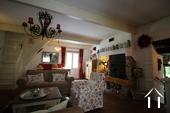 Charmant gerenoveerd huis met karakter in de Puisaye Ref # LB4998N foto 6