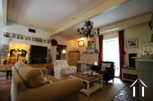 Charmant gerenoveerd huis met karakter in de Puisaye Ref # LB4998N foto 7